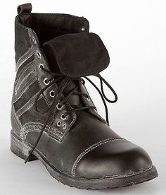 Buckle Black Highwire Combat Boot - Men's Shoes | Buckle