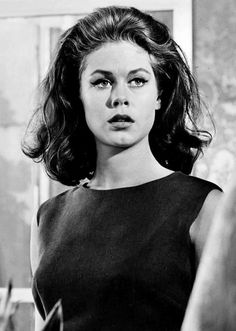 Elizabeth Montgomery,people used to stop my mother in the 60's and tell her she looked like her