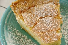 Buttermilk Pie - I make a buttermilk pie every Thanksgiving, but it was my first time to use this particular recipe.  Everyone who tried it said it was the best one yet.  This recipe is a keeper!