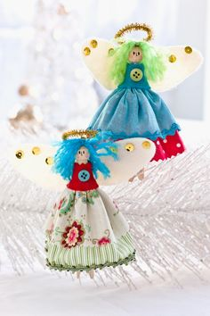 The 502 best angel crafts & angel ornaments part 3 images on ...