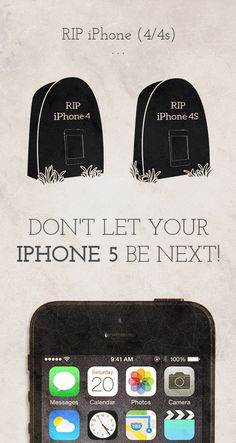 Cash in on your iPhone 5 before it gets its own tombstone