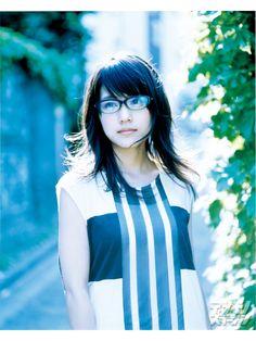 glasses 137 有村架純|ビジョメガネ|ONLINE デジモノステーション