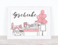 11 Besten Hochzeits Schilder Druckvorlagen Bilder Auf Pinterest