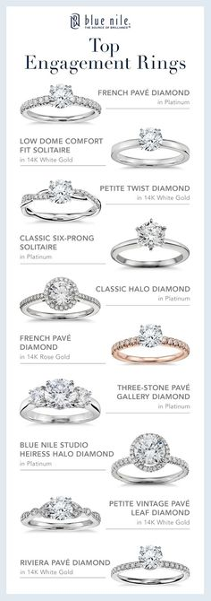 Engagement Rings 2017 - With the largest selection of certified diamonds and meticulously designed, hand. Engagement Rings 2017 With the largest selection of certified diamonds and meticulously designed hand Engagement Ring Rose Gold, Top Engagement Rings, Perfect Engagement Ring, Wedding Engagement, Wedding Bands, Engagement Ring Vintage, Affordable Engagement Rings, Circle Wedding Rings, Types Of Wedding Rings