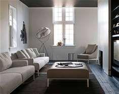 Poltrona: JEAN - Collezione: B&B Italia - Design: Antonio Citterio
