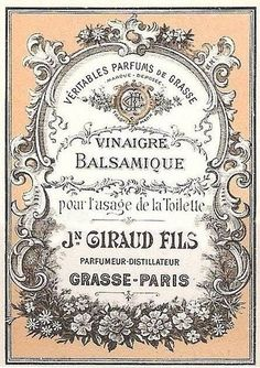 french ephemera