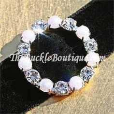 Apparel Sewing & Fabric Romantic Free Shipping Drill Buckle100pcs/lot 26*20mm Rhinestone Button Wedding Invitation Embellishment Scrapbooking Napkin Ring Bright In Colour Buttons
