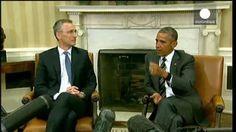 """Obama acusa a Rusia de tener una actitud """"cada vez más agresiva"""" en Ucrania"""