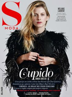 Melanie Laurent for S Moda by Eric Guillemain
