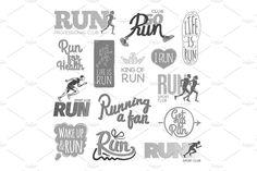 Run professional club. Club go run. Life is run. Run for health. King of run. I love run. Run sport club. Running a fan. Wake up and run. Graphic Design Trends, Logo Design, Logo Shapes, Logo Branding, Logos, Running Club, Love Run, Sports Clubs, Wake Up