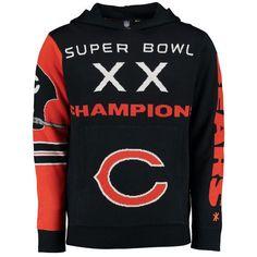 Men's Oakland Raiders NFL Klew Black Three-Time Super Bowl ...