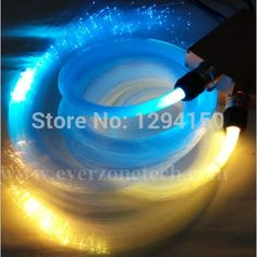 76.00$  Watch now - http://alixym.worldwells.pw/go.php?t=1889073333 - FY-1-004 200pcs 1.0mm *2m  Fashionable LED Decoration DIY Fiber Optic Star Ceiling Kit 76.00$