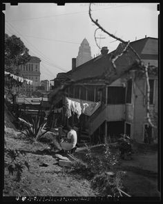 Los Angeles-the great depression.