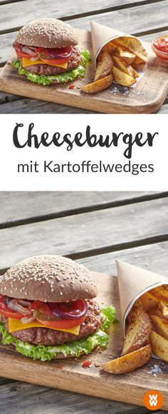 WW Your Way I WW neues Programm I Programm 2018 I Weight Watchers Deutschland I Weight Watchers Rezept I WW Rezept I Cheeseburger I Weight Watchers