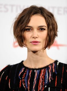 Keira Knightley hairstyles - Find more hairstyles on http://hairstylesweekly.com