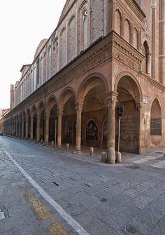 I portici di Bologna visti da Claudio Alba: Portico_di_San_Giacomo_3