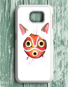 Princess Mononoke Mark Samsung Galaxy S7 Edge Case
