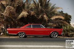 Driveway Heroes. 1965 Ford Galaxie 500 | Crank and Piston Car Culture Lifestyle Community