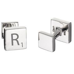 It's National Scrabble Day!  #rotenier #sterlingsilver #cufflinks #scrabbleday