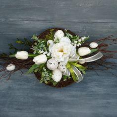 Floral Arrangements, Xmas, Table Decorations, Spring, Flowers, Home Decor, Flower Arrangements, Easter Flower Arrangements, Dekoration
