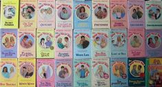You went through, like, one Sweet Valley High book a day.   53 Things Only '80s Girls Can Understand