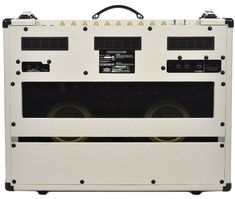 Vox AC30C2WB Combo Amplifier Limited Edition White Bronco