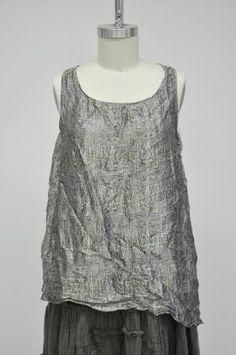 Camis-Vests Archives - Krista Larson Designs