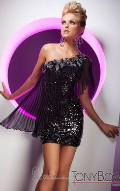 Dress by Tony Bowls ts11353 by Tony Bowls Shorts