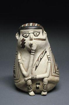 Casa Grande pottery Native American // Snite Museum of Art // University of Notre Dame