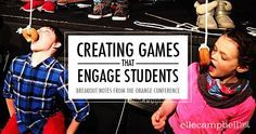 Creating Games That Engage Students (Breakout Notes from The Orange Conference) | Fresh Youth Ministry Ideas & Ready-To-Use Resources | ellecampbell.org