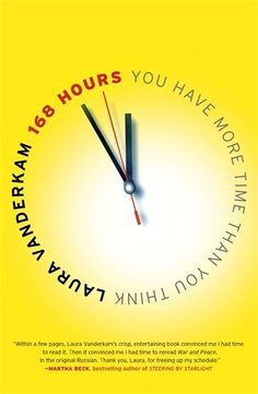 168 Hours: You Have More Time Than You Think by Laura Vanderkam http://www.amazon.com/dp/159184410X/ref=cm_sw_r_pi_dp_P63Yvb0P5NW0E