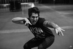 Jaime Preciado is a ninja. This is just another reason why I love him.