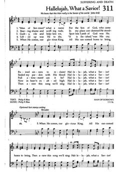 My tribute to god be the glory piano