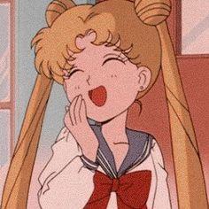 Sailor Moon Life - Icons - Page 2 - Wattpad Sailor Moon Aesthetic, Aesthetic Anime, Anime Disney, Vintage Cartoon, Cute Cartoon, Moon Icon, Arte Sailor Moon, Tamako Love Story, Sailor Moon Wallpaper