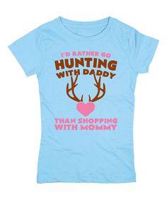 Hunting shirt girls