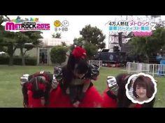 BABYMETAL REPORT in METROCK2015 - YouTube