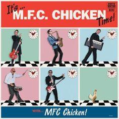 MFC Chicken It's... MFC Chicken Time! Vinyl LP