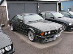 BMW E24 Alpina B7 Turbo