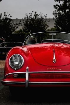 1955 Porsche 356A 1600 Super Speedster | Type 1 | T1 | 2 Door Convertible | Luxury Sports Car