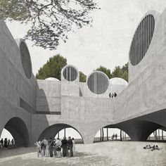 2010| Archaeological Museum of Calvià : TEd\'A arquitectes