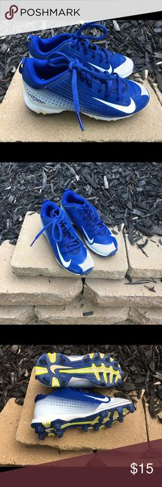 Nike BSBL Shoes Boys Size 13C Nike BSBL Shoes Boys Size 13C Nike Shoes Sneakers