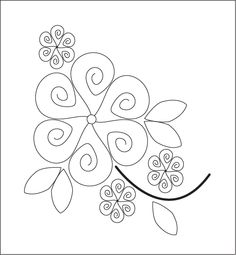 Flower Embroidery Patches Motif Lace Floral Applique Sewing Crafts for Clothing Design (Yellow) - Embroidery Design Guide Floral Embroidery Patterns, Hand Embroidery Flowers, Hand Embroidery Designs, Ribbon Embroidery, Embroidery Art, Origami And Quilling, Flower Tattoo Designs, Embroidery Patches, Machine Design