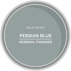 Milk Paint, Persian Blue Milk paint is great for furniture refinishing and DIY projects!Apply to smooth, clean surfaceNo priming or top coat requiredBrush or spray, paint self levelsStore paint inside at room temperature Room Colors, Wall Colors, House Colors, Interior Paint Colors, Paint Colors For Home, Interior Design, Interior Sketch, Design Design, Paint Furniture
