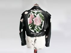 Petal Vintage Biker Jacket, Claire Barrow 2012