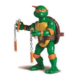 Teenage Mutant Ninja Turtles 8-bit Pop Vinyl Figur Donatello 9 Cm Neu & Ovp Spielzeug