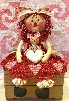 Doll pattern free