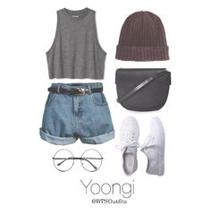 """""""Disneyland with Yoongi"""" by btsoutfits ❤ liked on Korean Fashion Kpop, Kpop Fashion Outfits, Korean Outfits, Teenager Outfits, Outfits For Teens, Cute Casual Outfits, Simple Outfits, Dance Outfits, Girl Outfits"""