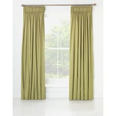 Buy Heart of House Moreton Twill Lined Pencil Pleat Curtains at Argos.co.uk - Your Online Shop for Curtains.
