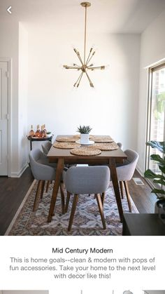We're Suckers for Small Dining Room Storage Ideas, but These Are Our Absolute Favorites Dining Room Storage, Dining Room Design, Dining Room Table, Ikea Small Dining Table, Dining Table Lighting, Modern Dining Table, Dining Set, Living Room Kitchen, Living Room Decor