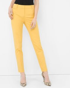 Spring 2016 Trend to Embrace: Ankle-Length Pants